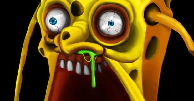 spongebob dead