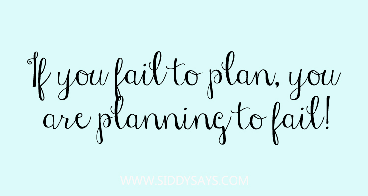Quote about planning Benjamin Franklin