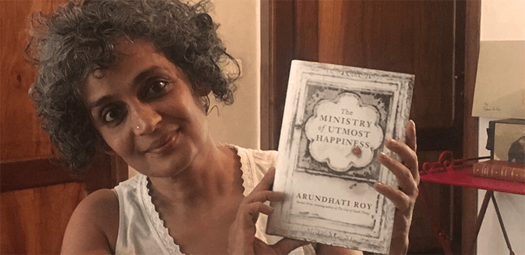 the ministry of utmost happiness Roy