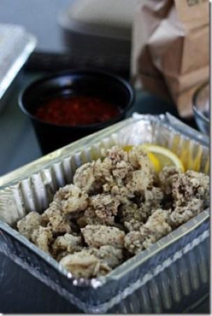 carrabba's crispy calamari