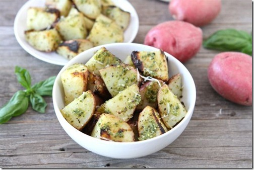 grilled-pesto-potatoes