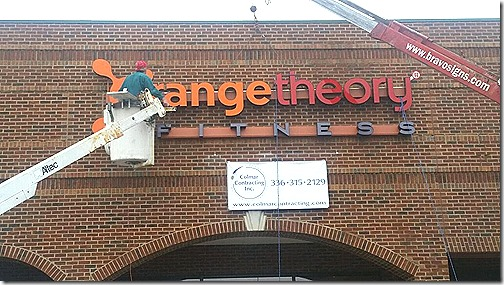 orange theory fitness greensboro