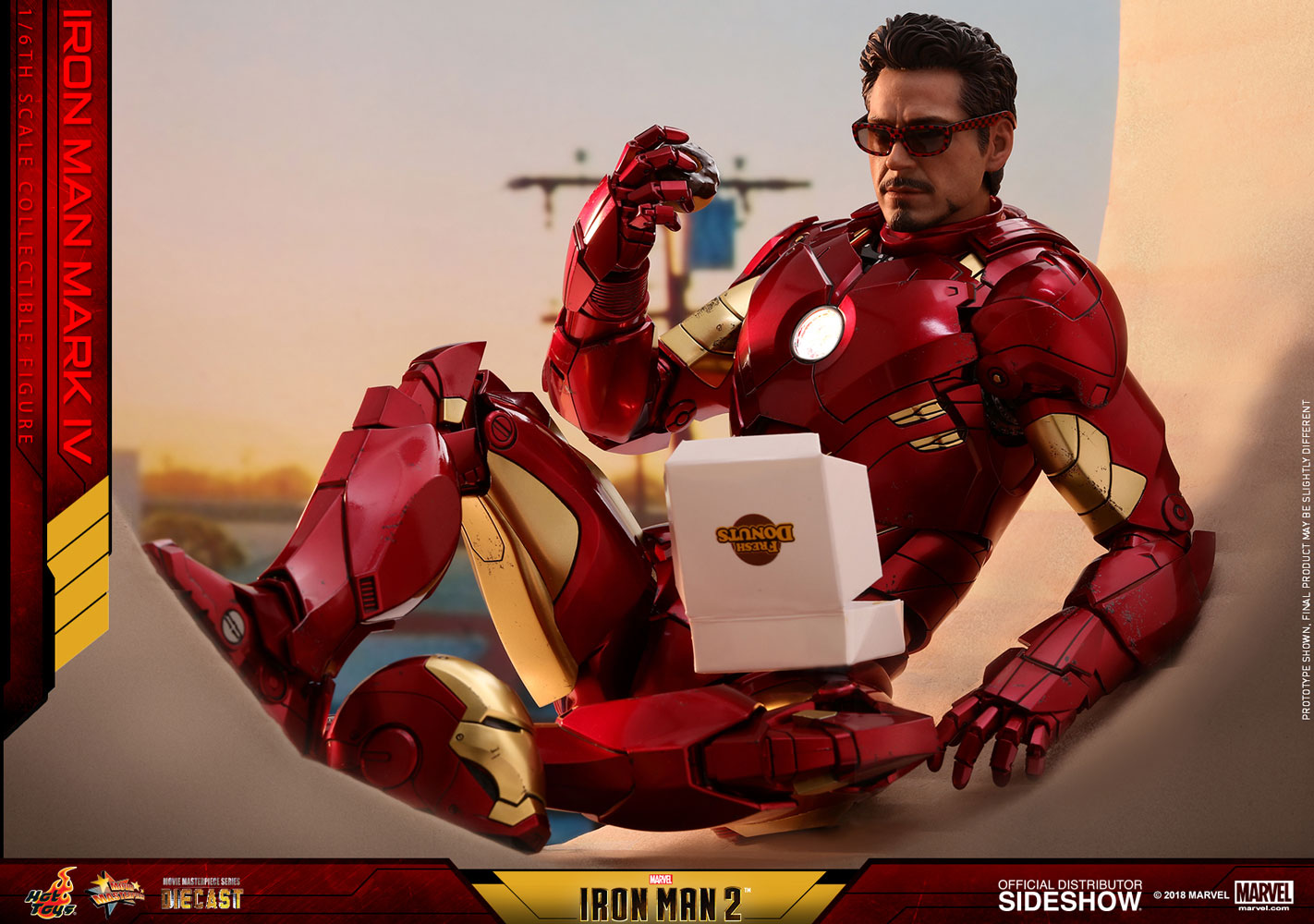 Marvel Iron Man Mark IV Sixth Scale Figure by Hot Toys   Sideshow         Hot Toys Iron Man Mark IV Sixth Scale Figure