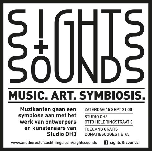 Flyer design SightsSounds