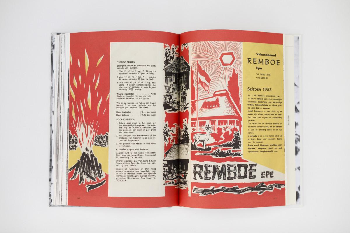 Een folder uit 1965