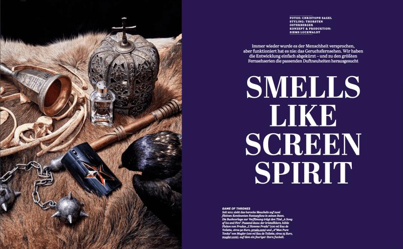 Smells Like Screen Spirit (für Capital)