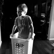 Luke in a box