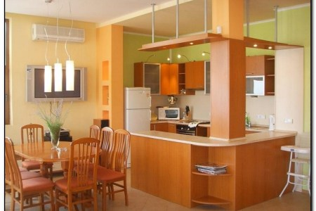paint colors for small kitchen