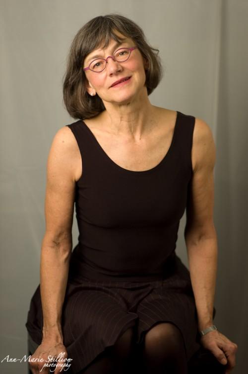 Mary Davies, writer