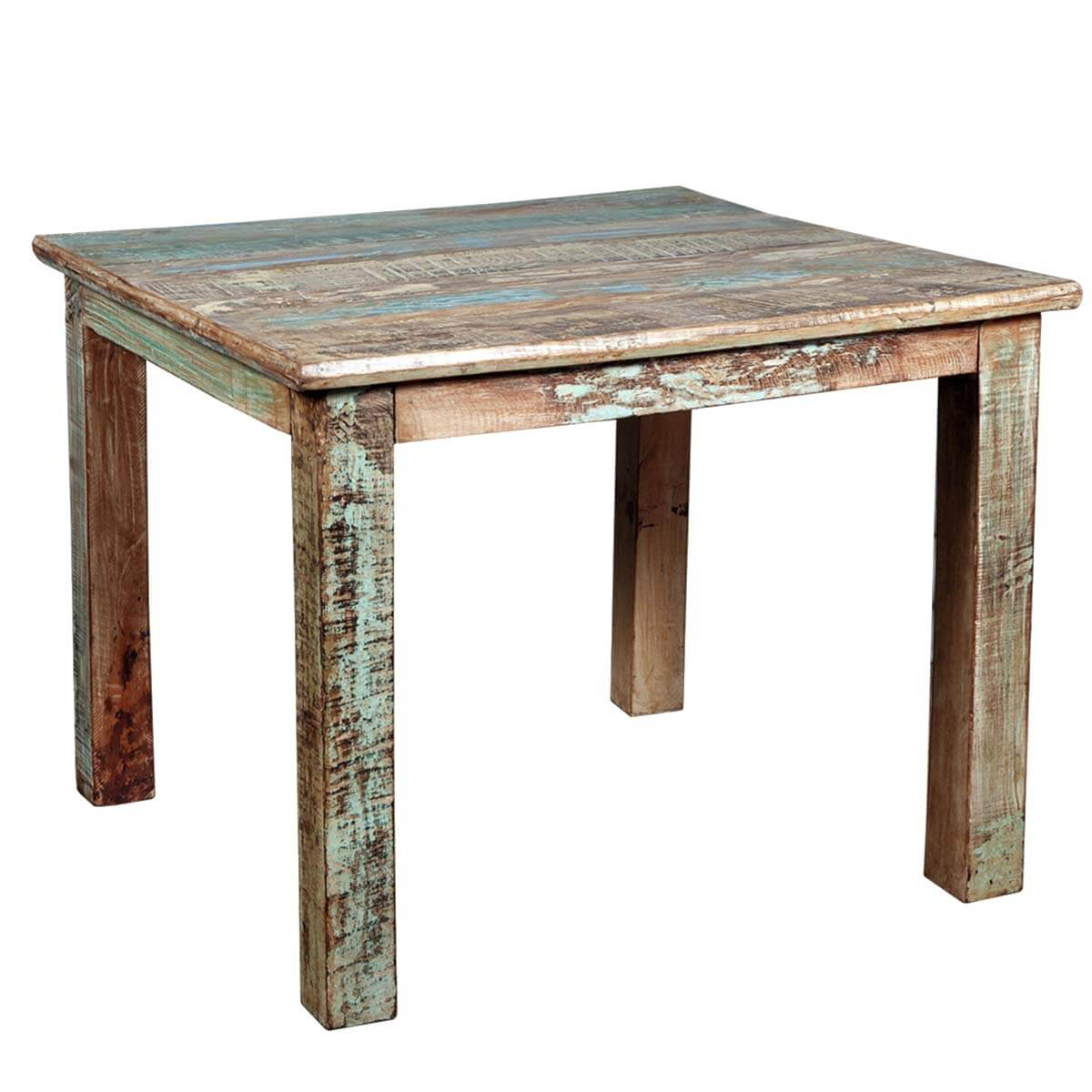 Indoor Rustic Reclaimed Wood Distressed Small Kitchen Table Small Kitchen Table Walmart Small Kitchen Table 2 Chairs houzz-03 Small Kitchen Table