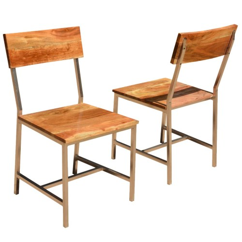 Medium Crop Of Rustic Dining Chairs