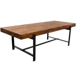 Small Crop Of Rustic Dining Table