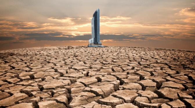 Como economizar água no condomínio