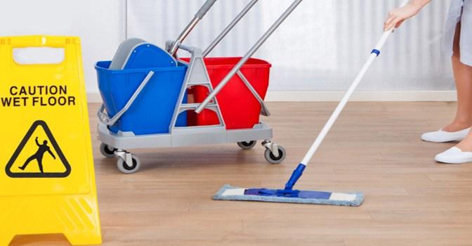 A limpeza do condomínio 01 – Doméstica x Profissional
