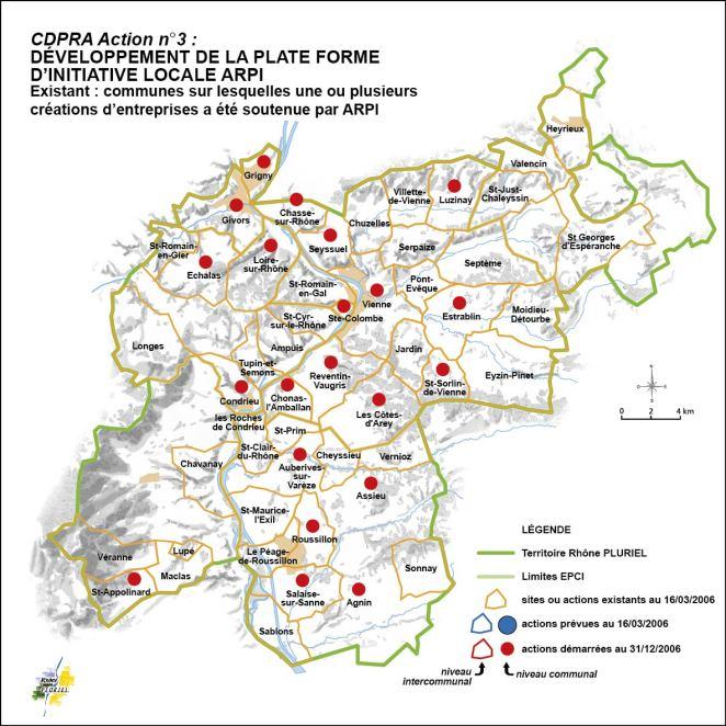 Atlas économique Rhône Pluriel (38)