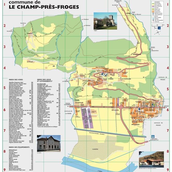 Plan Champ-près-Froges (38)
