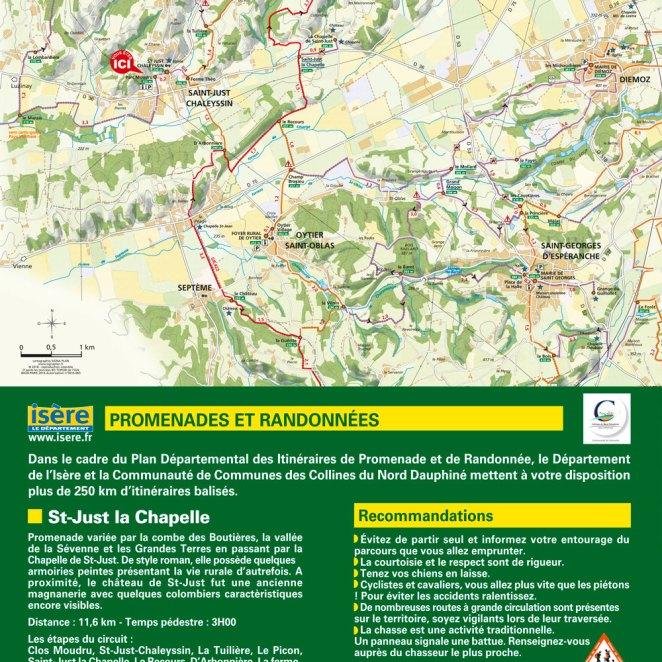 Relais Informations Randonnées - CCCND 38