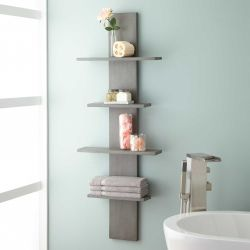 Ritzy Towel Bar Wulan Hanging Bathroom Shelf Four Shelves Wulan Hanging Bathroom Shelf Four Shelves Bathroom Small Wood Bathroom Shelves Wood Bathroom Shelves