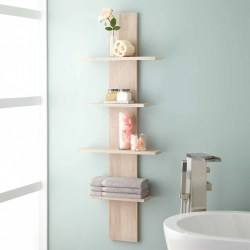 Small Of Wall Shelf For Bathroom