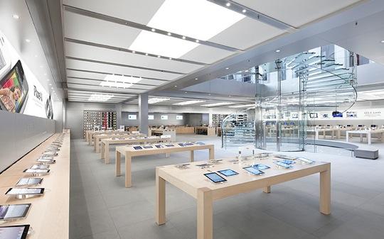 sihirli elma apple store turkiye 5 Apple Store Türkiye hazırlıkları başladı!