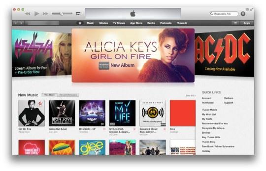 sihirli elma itunes 11 8 iTunes 11 Yayınlandı, Apple TV 5.1.1 ve Remote 3.0 ile birlikte!