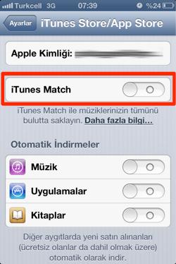 sihirli elma itunes match nedir nasil kullanilir 17 iTunes Match nedir? Nasıl kullanılır?