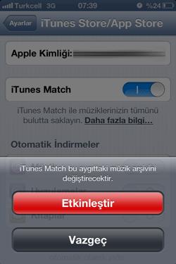sihirli elma itunes match nedir nasil kullanilir 18 iTunes Match nedir? Nasıl kullanılır?
