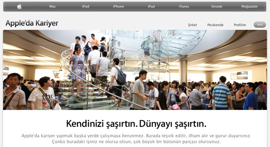 sihirli elma apple q4 2012 3 apple store turkiye kariyer Apple cirosunu arttrmaya devam ediyor: 47.8M iPhone, 22.9M iPad, $54 Milyar Ciro!