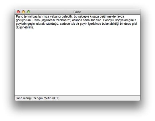 sihirli elma editor yazi kopyala flycut jumpcut pano 1 Editörler için hayat kurtaran uygulama: Flycut