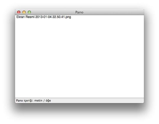 sihirli elma editor yazi kopyala flycut jumpcut pano 2 Editörler için hayat kurtaran uygulama: Flycut
