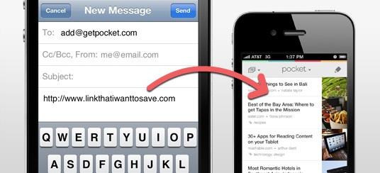 sihirli elma pocket 18 Pocket ile internetteki her şey cebimizde!