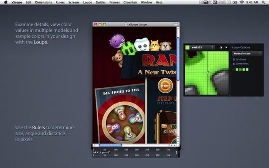 xscope ffcbc77 1 MacHeist nanoBundle 3: 8 uygulama sadece $9.90