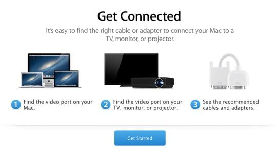 sihirli elma mac projektor 8 Projektöre Mac nasıl bağlanır?