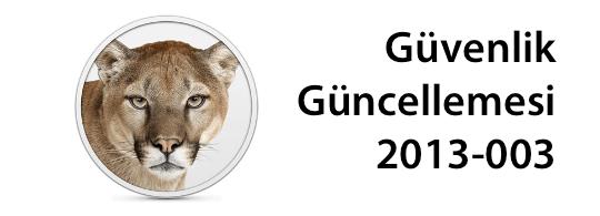 sihirli elma guvenlik guncelleme 2013 003 banner Güvenlik güncellemesi 2013 003 Snow Leopard, Lion ve Mountain Lion için geldi