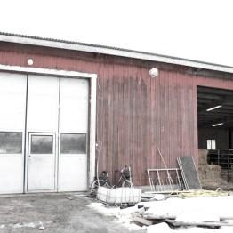 Silas Metallkonst ny smedja på Kvarngården, en del av sju gårdar