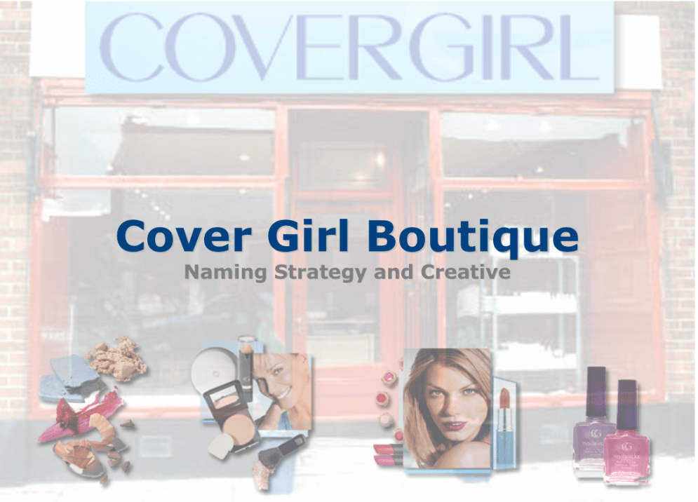 covergirl boutique