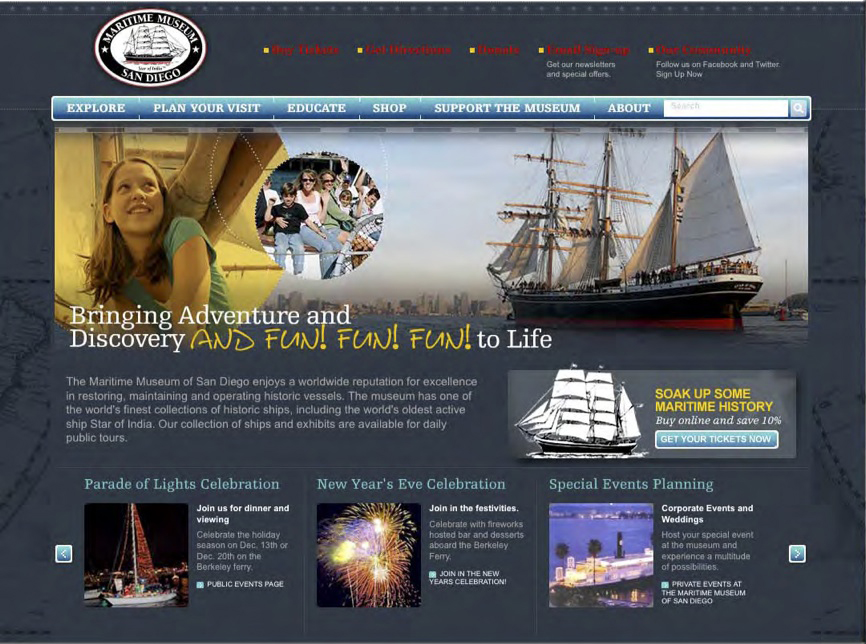 maritime featured