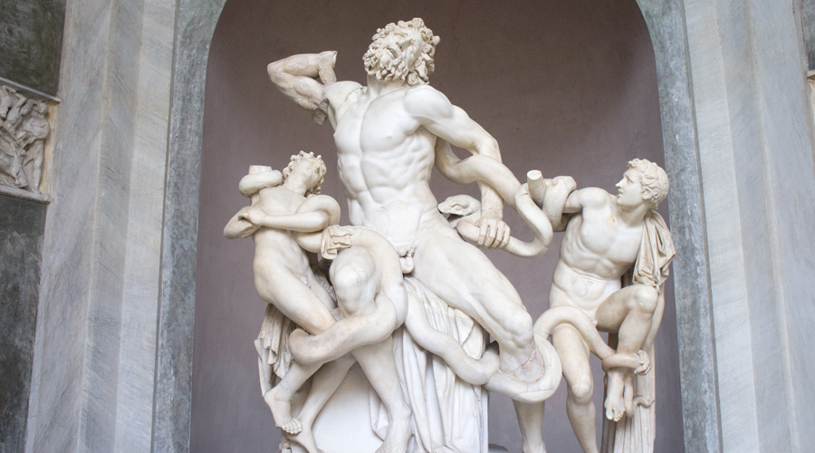 2014-silentlyfree-rome-vatican-museum-Laocoon-and-His-Sons-statue-marble