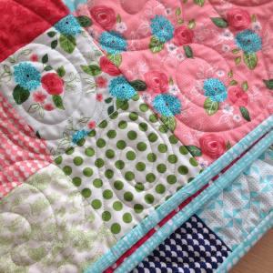 finishitfridays post featuring my layercakecheckmatequilt fatquartershop using gooseberryfabrics lellaboutique showmethemodahellip