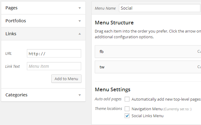 menu-wordpress-icons