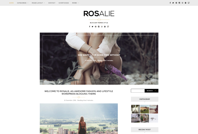 rosalie-plantilla-wordpress-blog