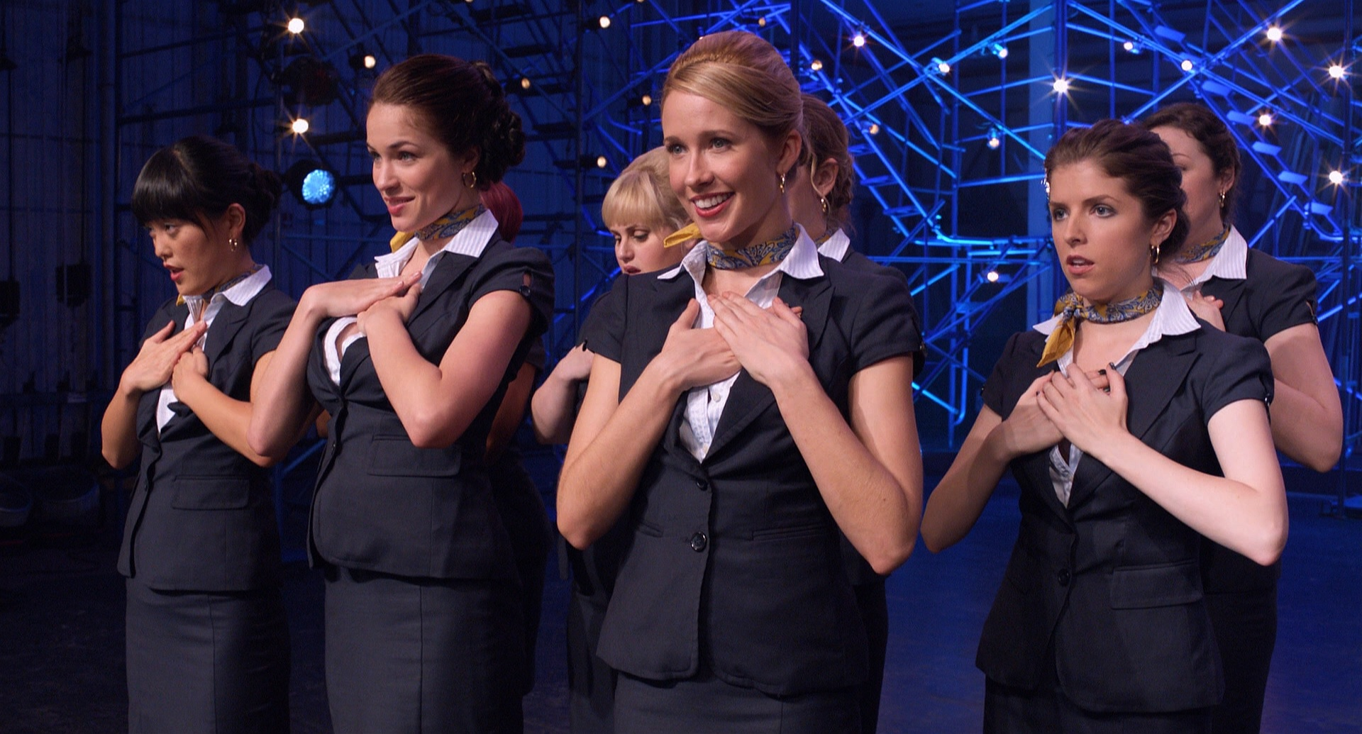 pitch perfect movie review essay Pitch perfect movie reviews & metacritic score: beca is that girl who'd rather listen to what's coming out of her headphones than what's coming out of you a.
