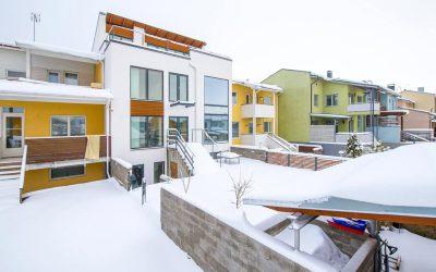 Villa Snö, Tampere, Helmikuu 2015
