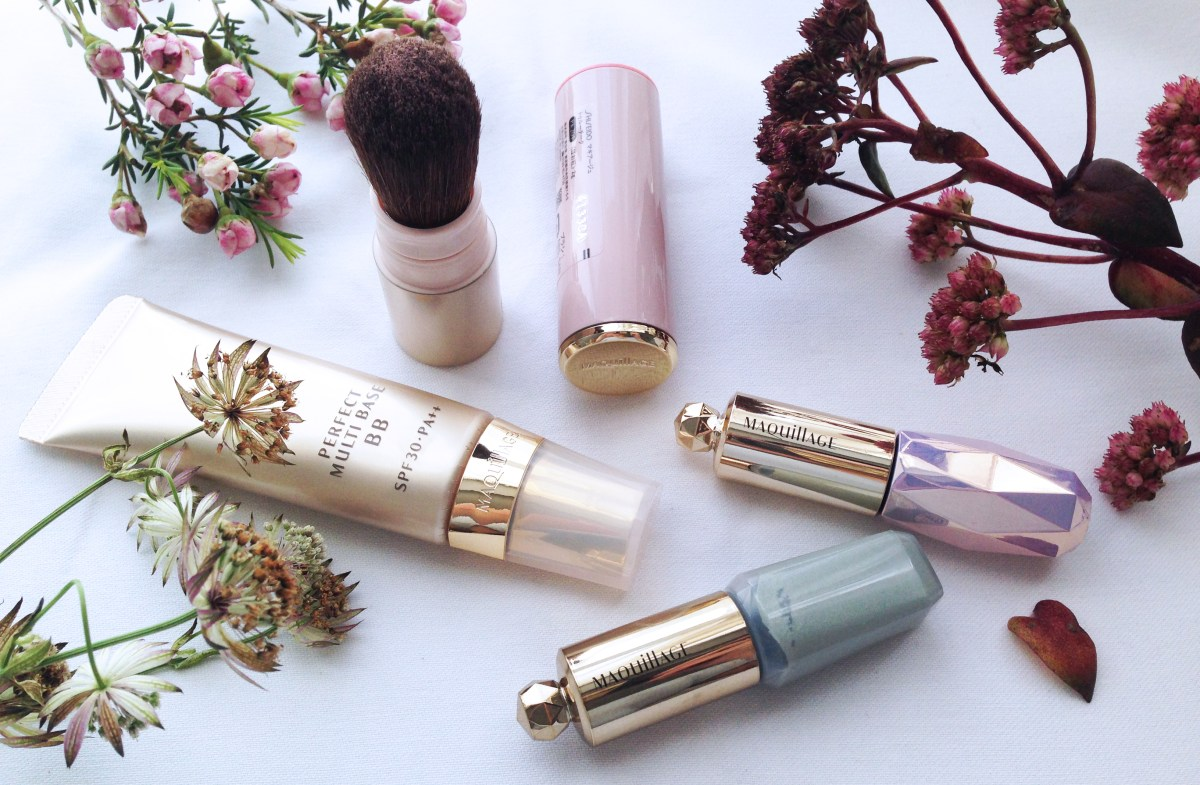 Shiseido Maquillage FW2014 Collection