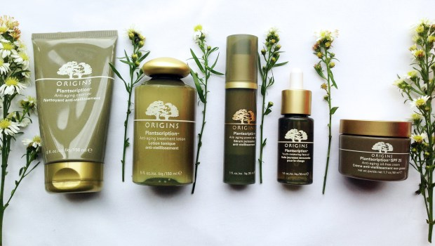 Origins Plantscription™ Anti-aging Skincare Collection