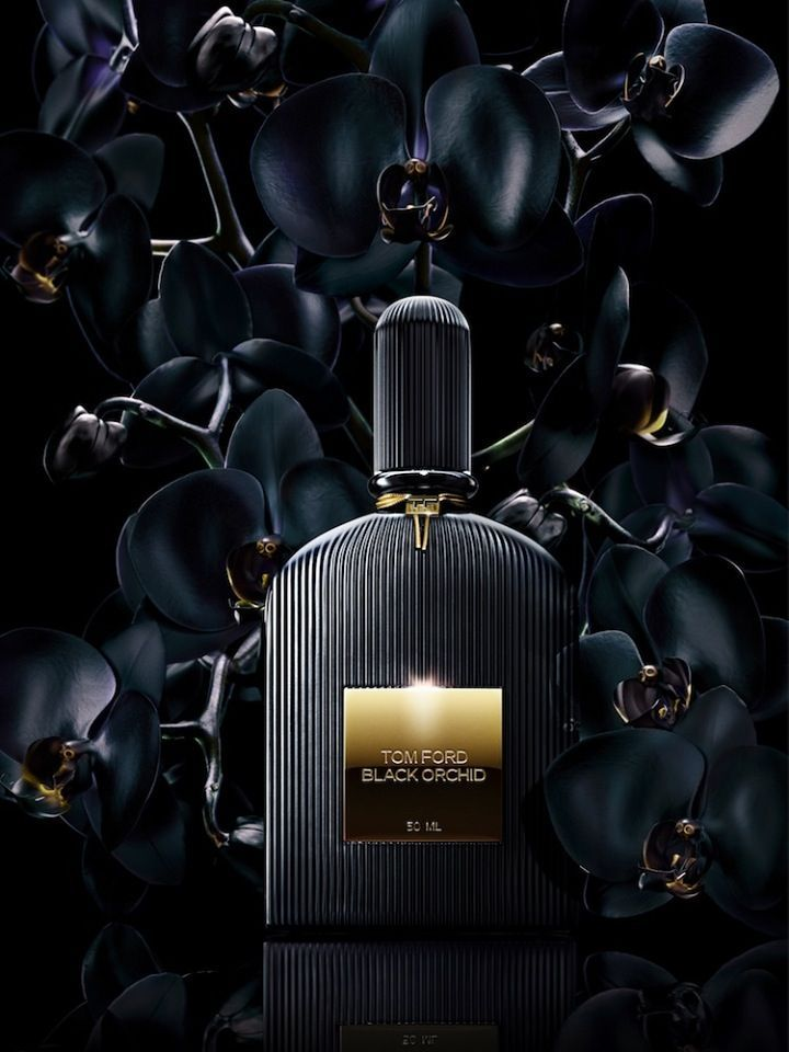 a decade of black orchid and tom ford beauty. Black Bedroom Furniture Sets. Home Design Ideas