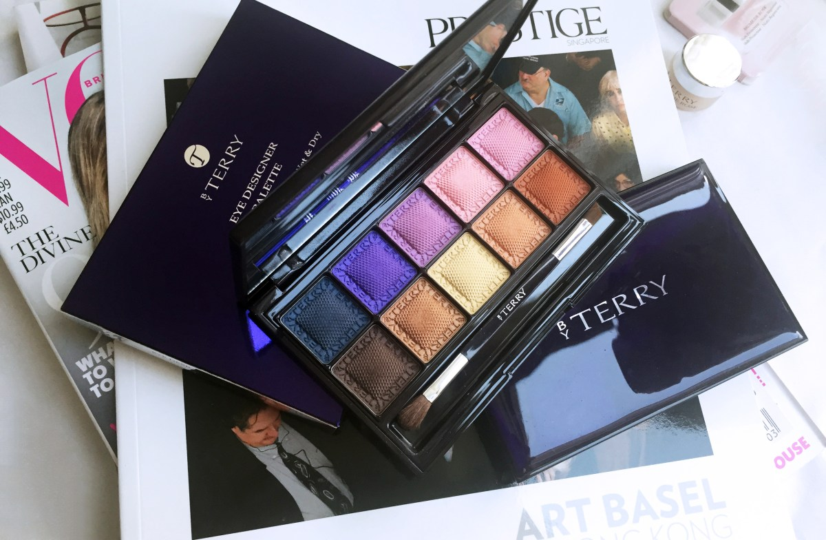 By Terry Eye Designer Palette in Color Design