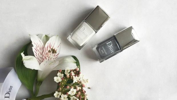 Dior Snow 2015 Le Vernis Snow White & Stardust