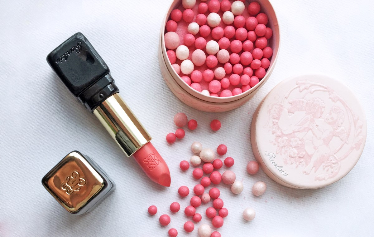 Guerlain Les Tendres Spring 2015: Soft Flushed Cheeks & Sweet-Tinged Lips