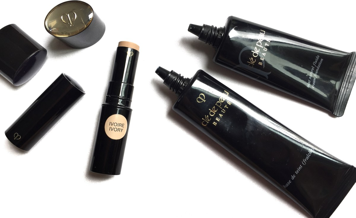 Let's Talk About Base: Cle de Peau Base de Teint, Cream Foundation & Concealer